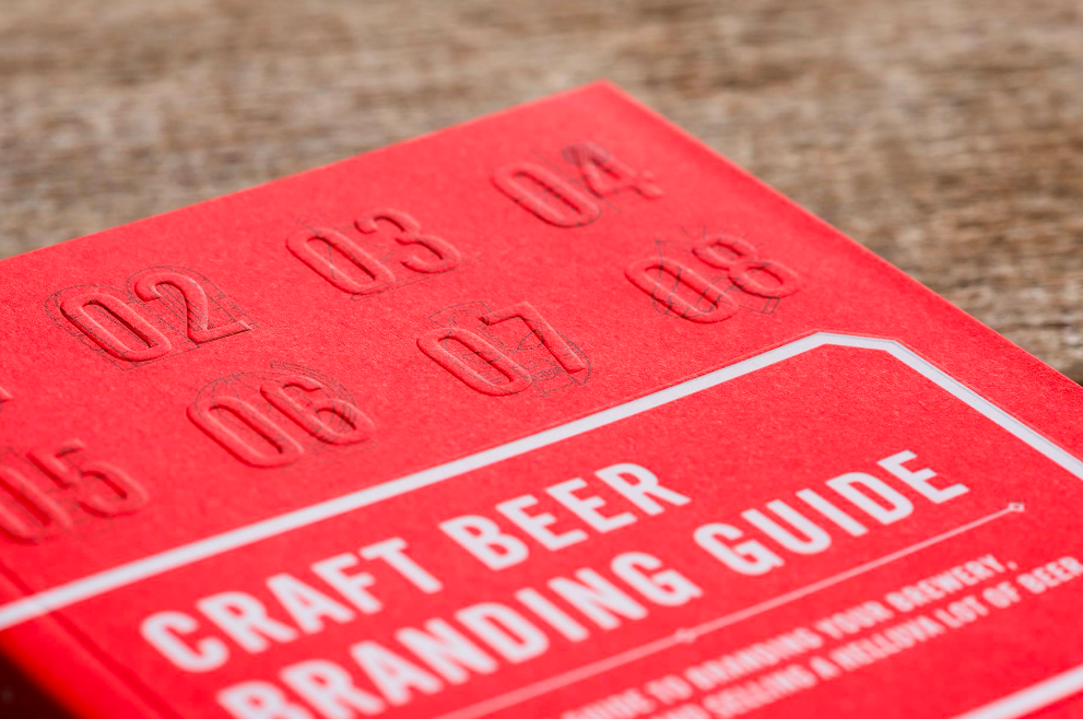 Craft Beer Branding CODO Design