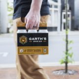 Garth's Brew Bar Six Pack Carrier