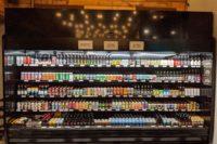 Reach In Cooler Garth's Brew Bar