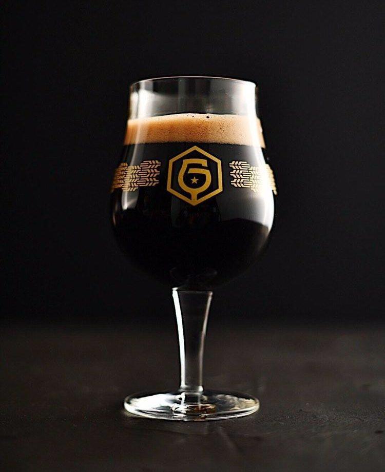 Garth's Brew Bar Glass