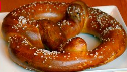 SOFT PRETZEL (REGULAR)