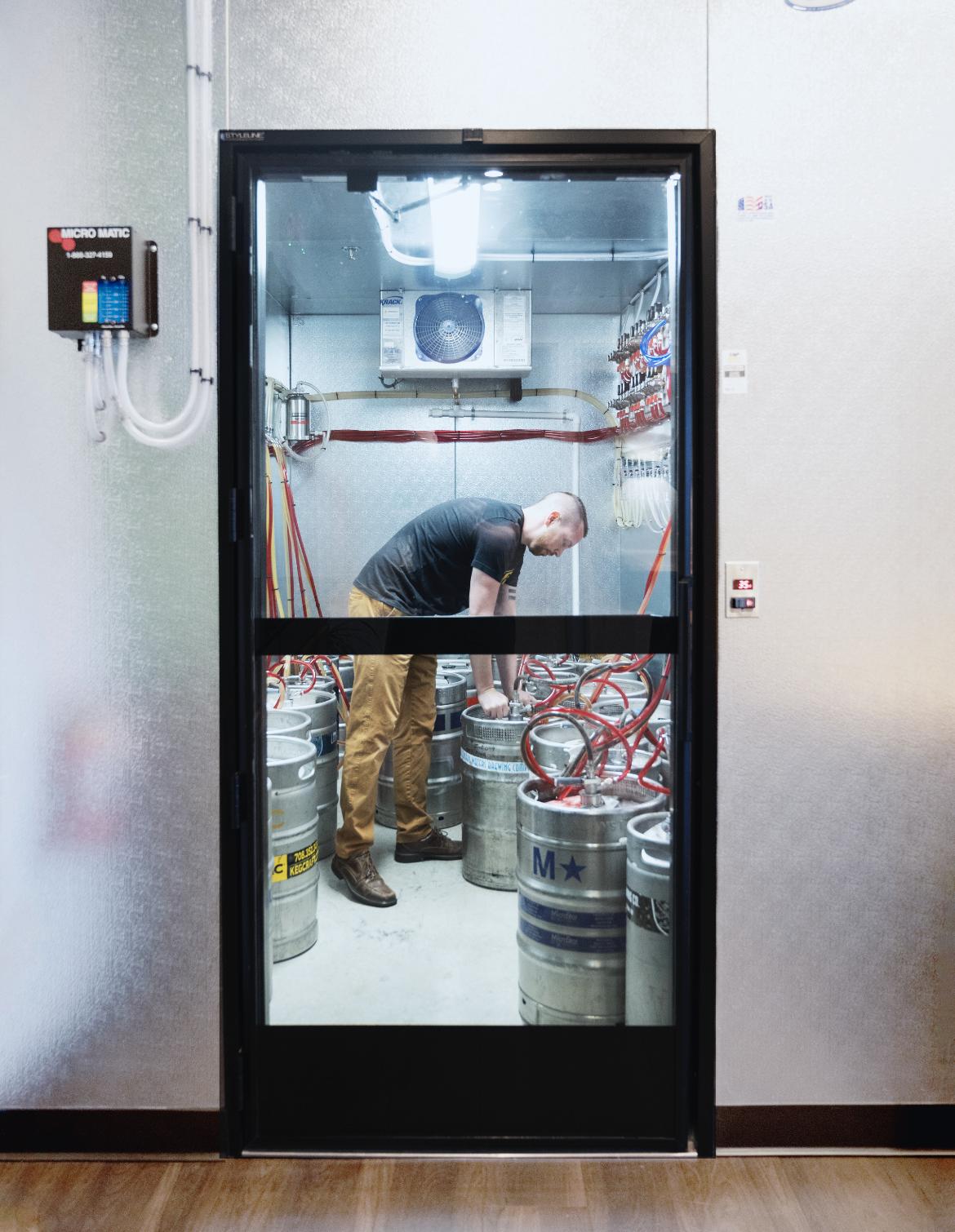 Garth In Garth's Brew Bar Cooler