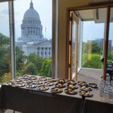 Madison Capitol Building Cheese Beer Pairing